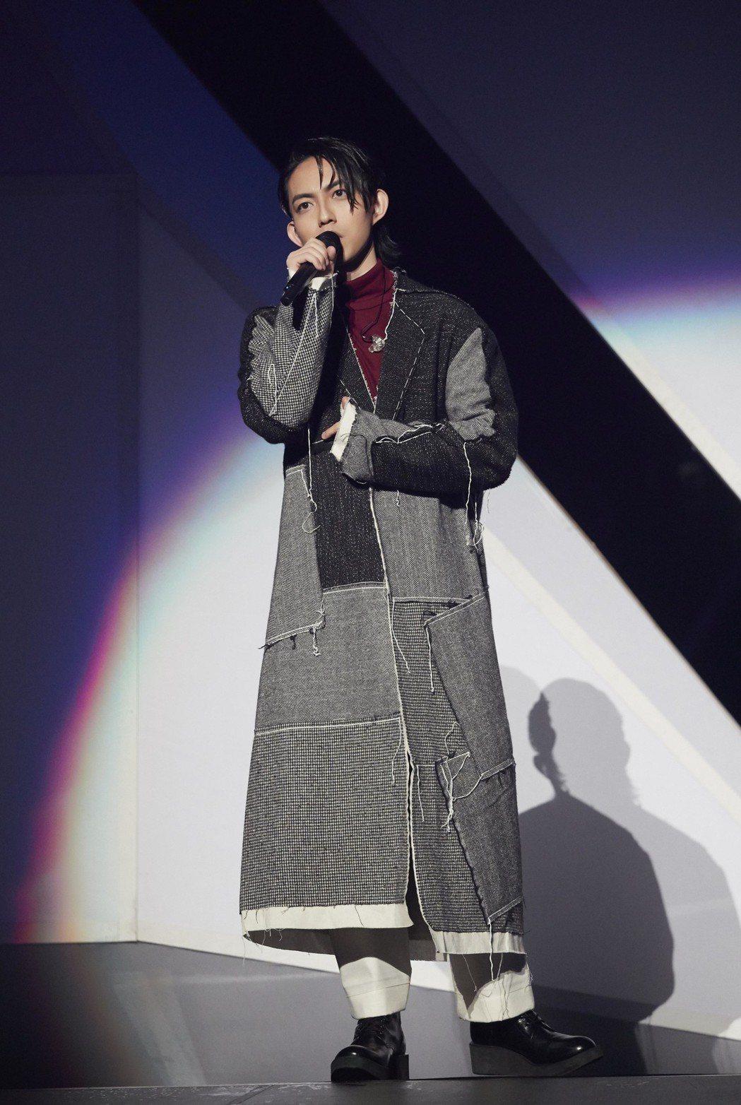 林宥嘉28日在高雄開唱。圖/華研提供