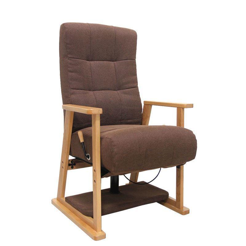 實木起身椅 圖/樂齡網提供