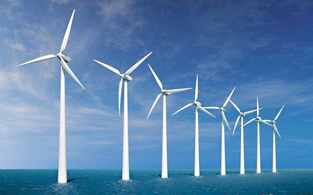 經濟部本周一(4月30日)公布離岸風力發電遴選結果。 圖/聯合報系資料照片