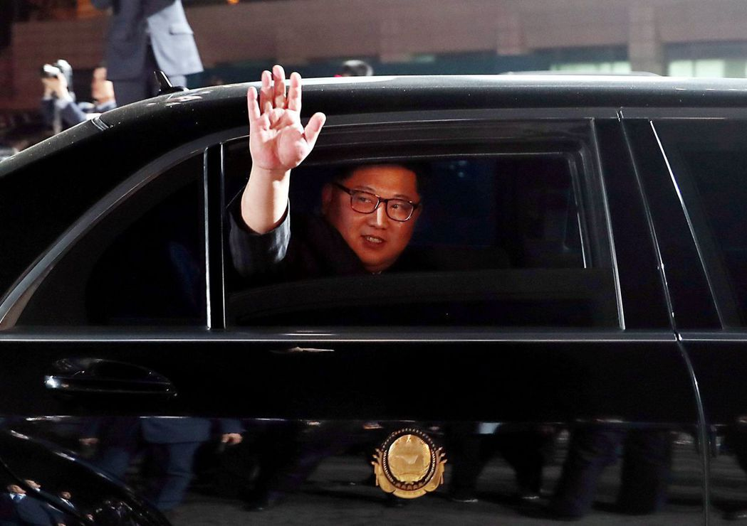 北韓媒體大讚峰會:分裂壁壘瞬間崩塌
