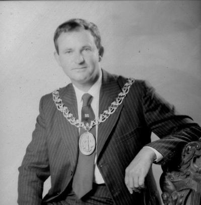住在西利群島的歷史學家鄧肯。 圖/擷自西利群島議會