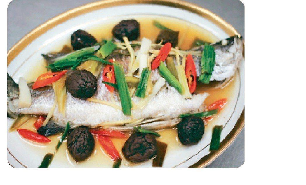 幸福梅汁鱸魚