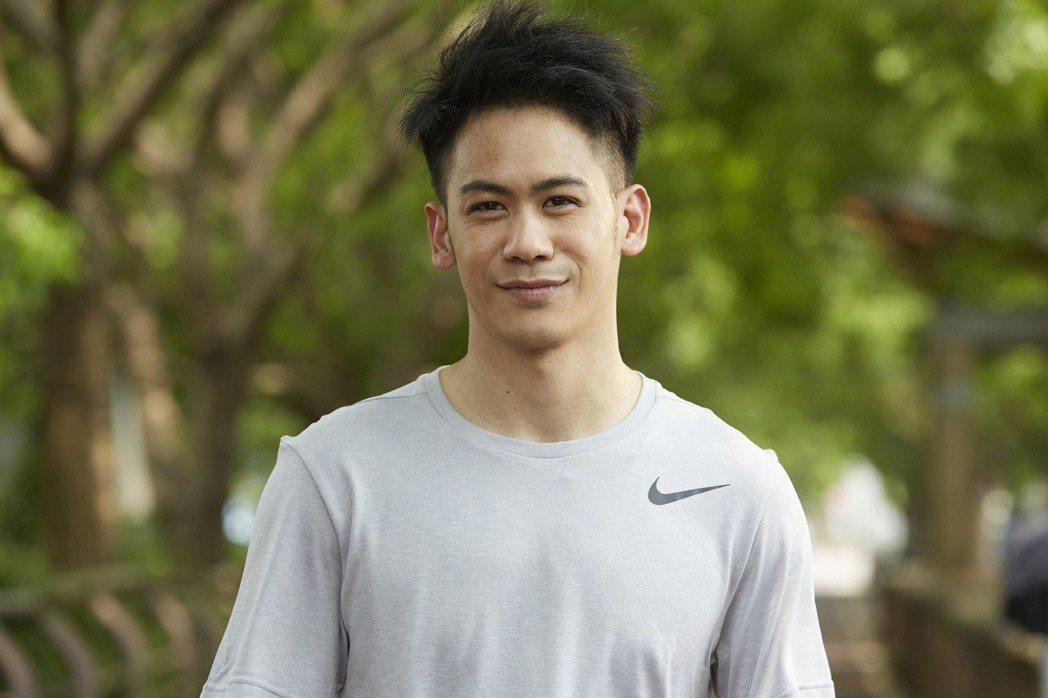 李淳將在國片「九餅、薄荷與夏天」首度擔任男主角。圖/威視提供
