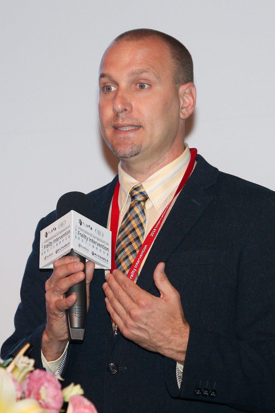 EIM 全球倡議代表、美國田納西大學教授 Dr. Mark Stoutenber...