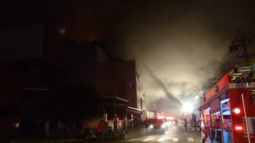 5消防員殉職 外界質疑火警當時調度指揮失當