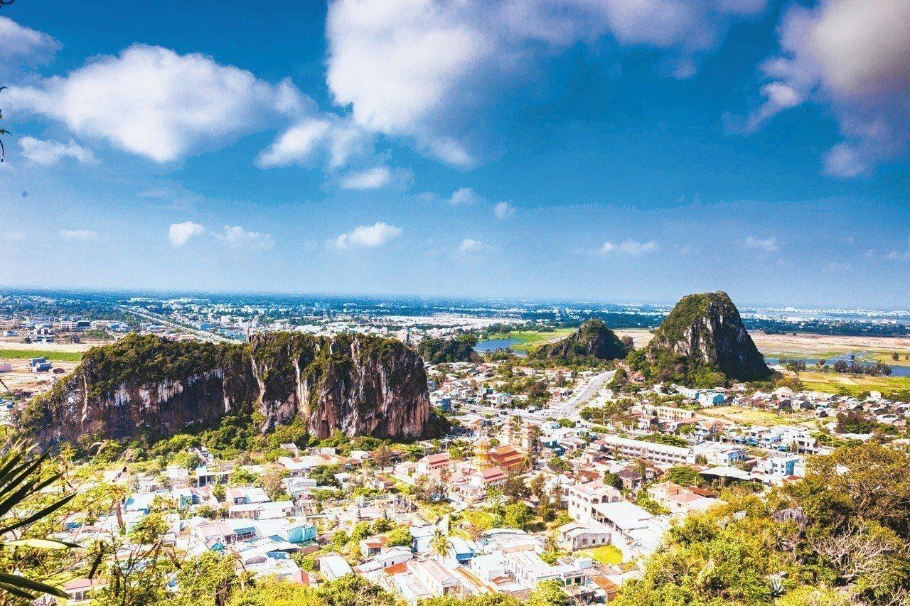 峴港是越南第4大城。 圖/信安旅行社提供