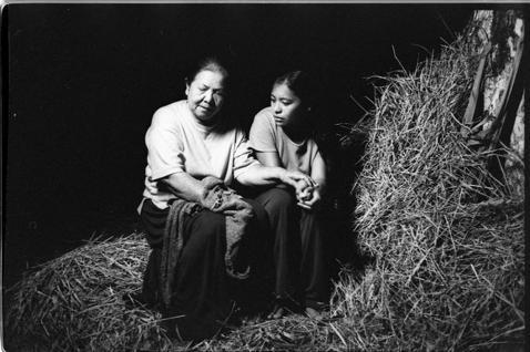 「這個夢畢竟太短,而獨裁實在太長?」 圖/《一個菲律賓家庭的演化》
