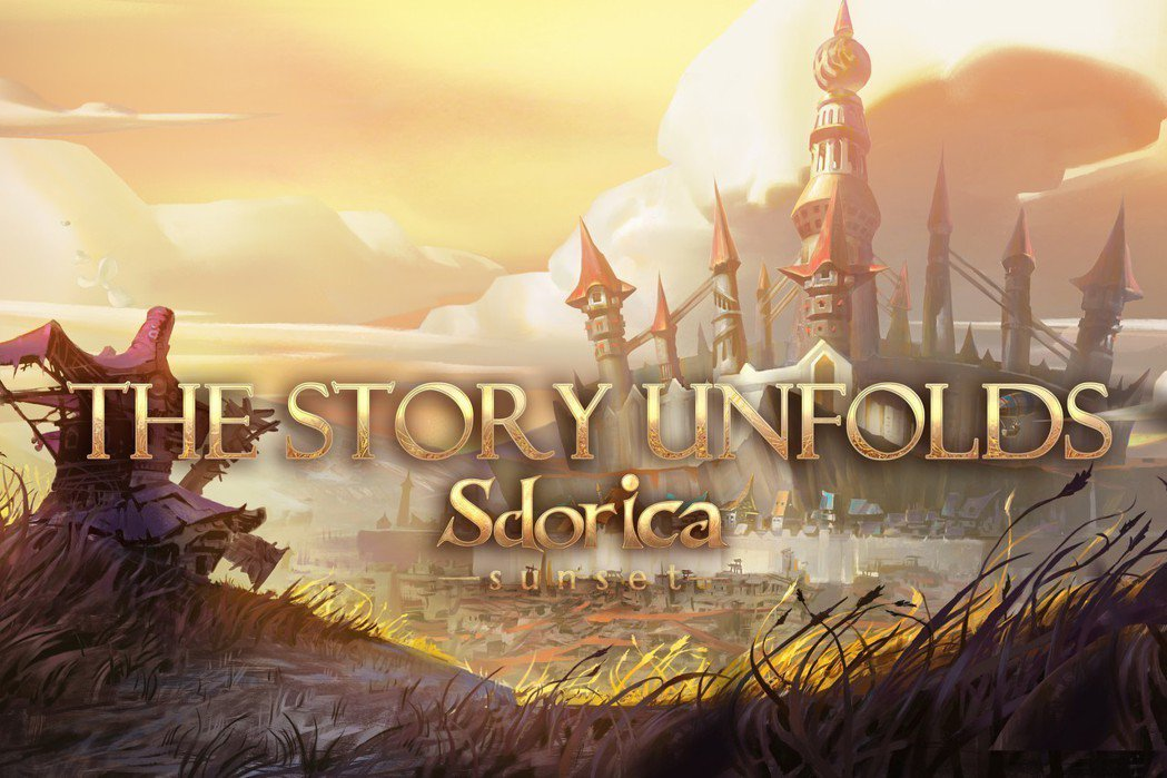 ▲合作曲〈 Sdorica -The Story Unfolds-〉的遊戲曲圖。