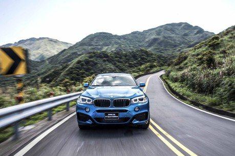 豪華跑旅武裝上身 BMW X6 M Sport Edition登場