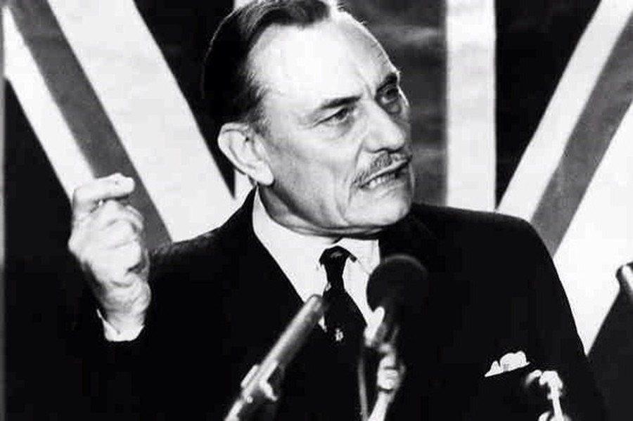 「我似乎看到了『台伯河冒起了血的泡沫』!」1968年保守黨國會議員以諾.鮑威爾 ...