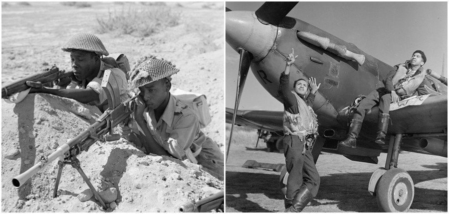 在二戰期間,西印度群島不僅派出了數萬「志願義勇兵」,在英國最黑暗的時刻,還自願提...