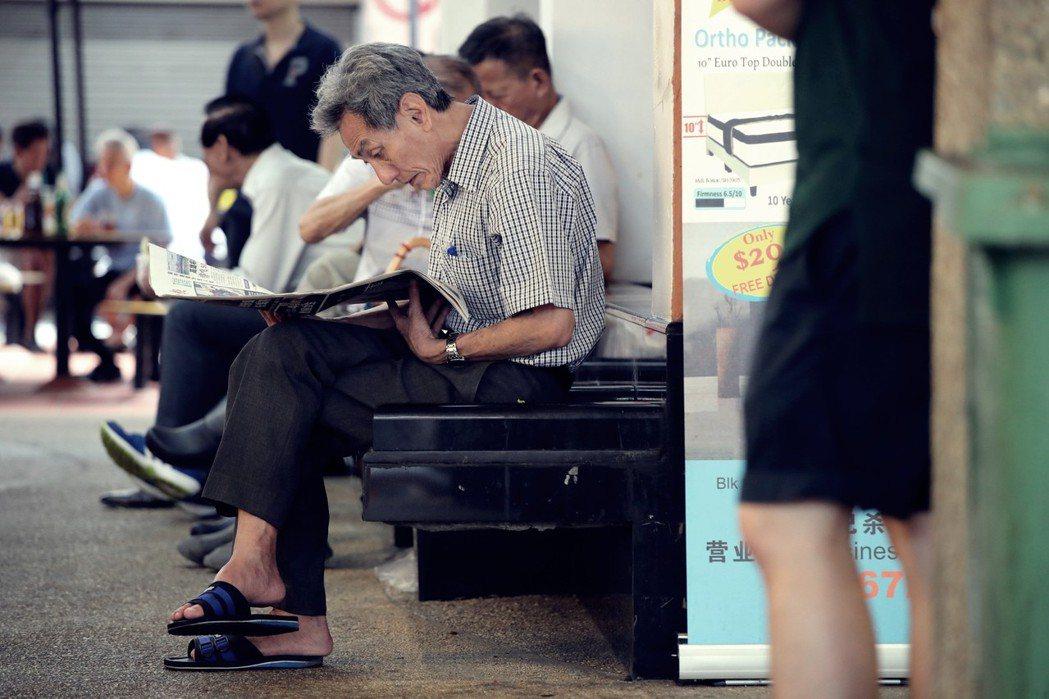 現在的新加坡,會願意如建國一代那樣,對故障的地鐵,或是日漸擁擠的城市等問題閉上他...