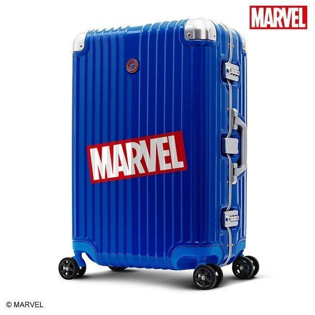 原價15,430元的Marvel-漫威復仇者 25吋鏡面PC細鋁框箱(美國隊長)...