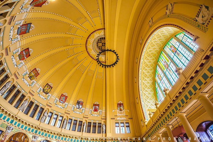 布拉格中央車站。 圖/背包客棧