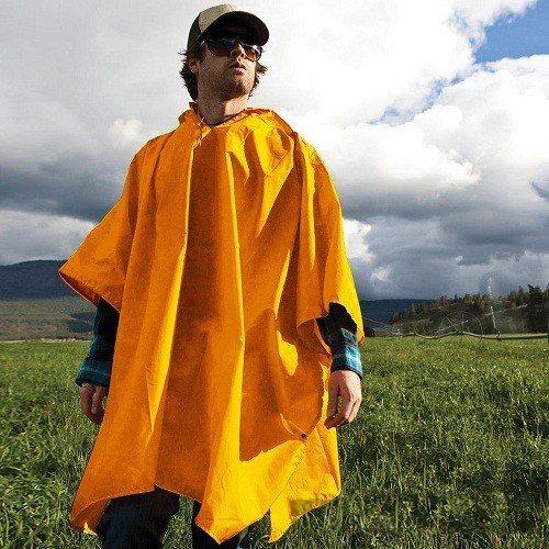 原價1,490元的【加拿大STORMTECH】PCX-1輕量級運動斗篷雨衣(黃)...