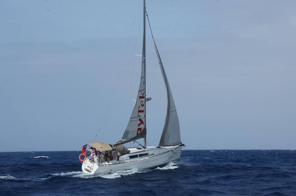 ▲宜蘭烏石港帆船體驗。(圖/Tripbaa趣吧!亞洲自由行專家)