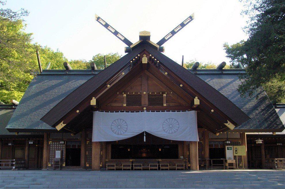 ▲北海道神宮。(圖/MIKI Yoshihito)