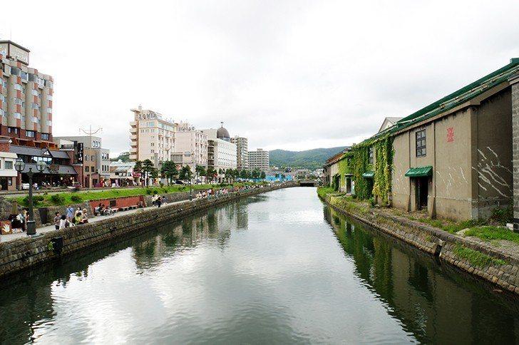 ▲北海道小樽運河。(圖/Tripbaa趣吧!亞洲自由行專家)