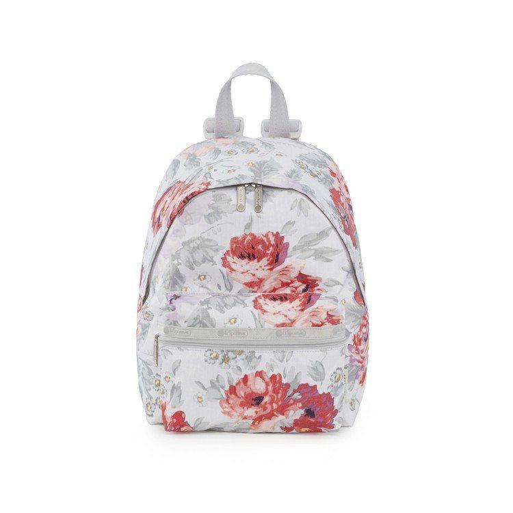 典雅玫瑰後背包,5,000元。圖/LeSportsac提供