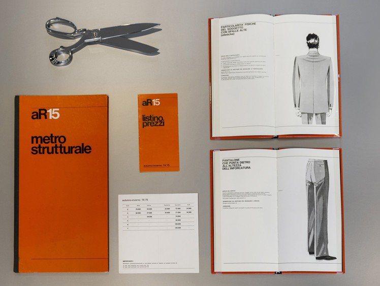 「UOMINI ALLITALIANA 1968」主題展覽保留了大量的珍貴史料。...