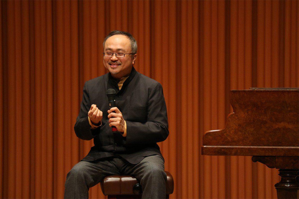 鄧泰山將來台舉辦獨奏會,帶來三大浪漫派作品。 圖╱聯合數位文創提供