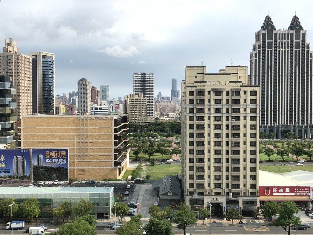 房屋比價平台統計,高雄15個主要行政區待售賣壓全數下降。記者游智文/攝影