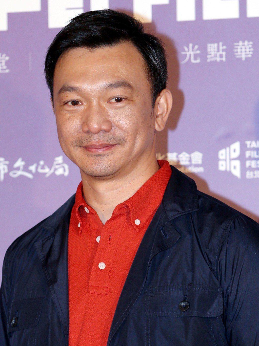 2018台北電影節形象廣告導演黃信堯出席發布會。記者侯永全/攝影