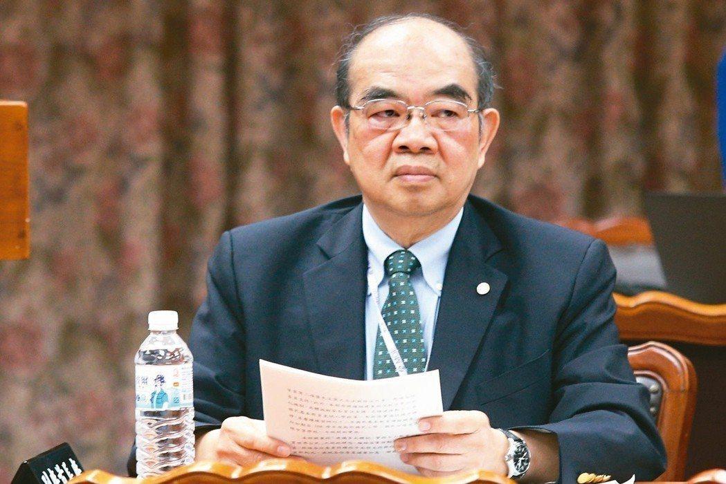 教育部長吳茂昆一上任就爭議不斷。本報資料照片