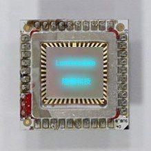 陸普Micro LED顯示屏。 圖/陸普提供