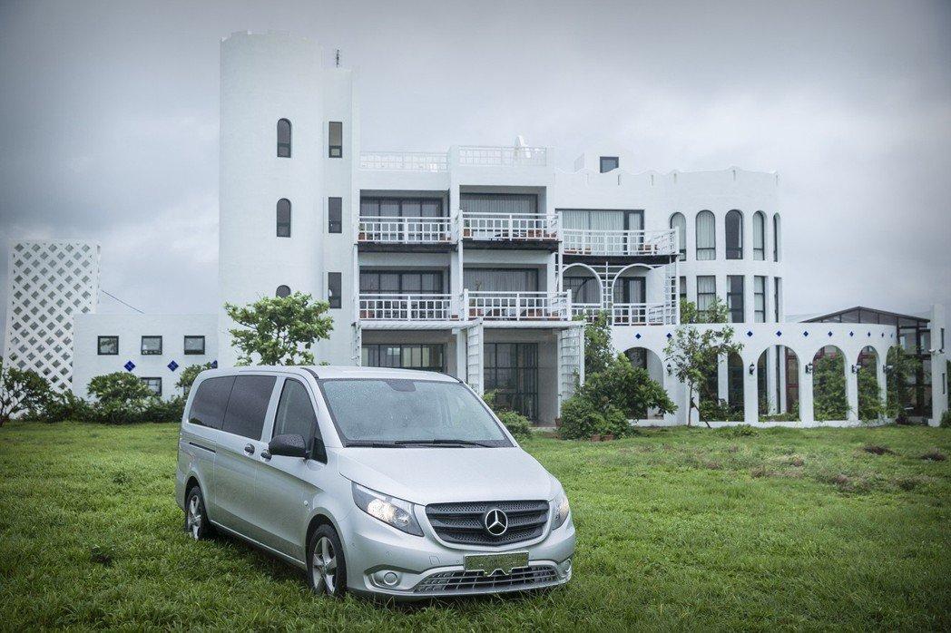 全新Vito Tourer 120車型以舒適取向為設定,提供輕柔順暢的行路表現。...