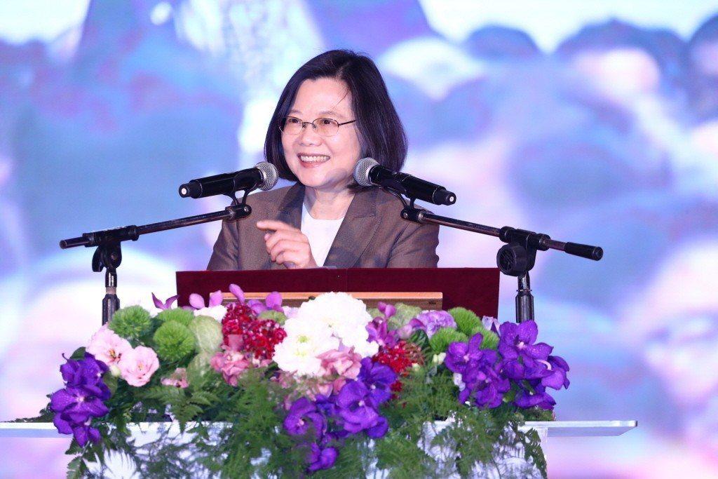 總統蔡英文。聯合報系資料照/記者陳秋雲攝影