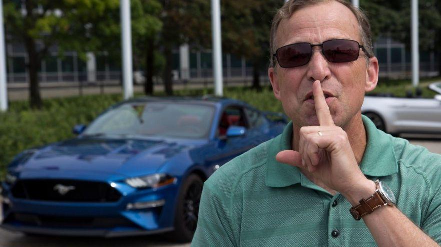 噓 記得不要吵到別人唷! 摘自Ford