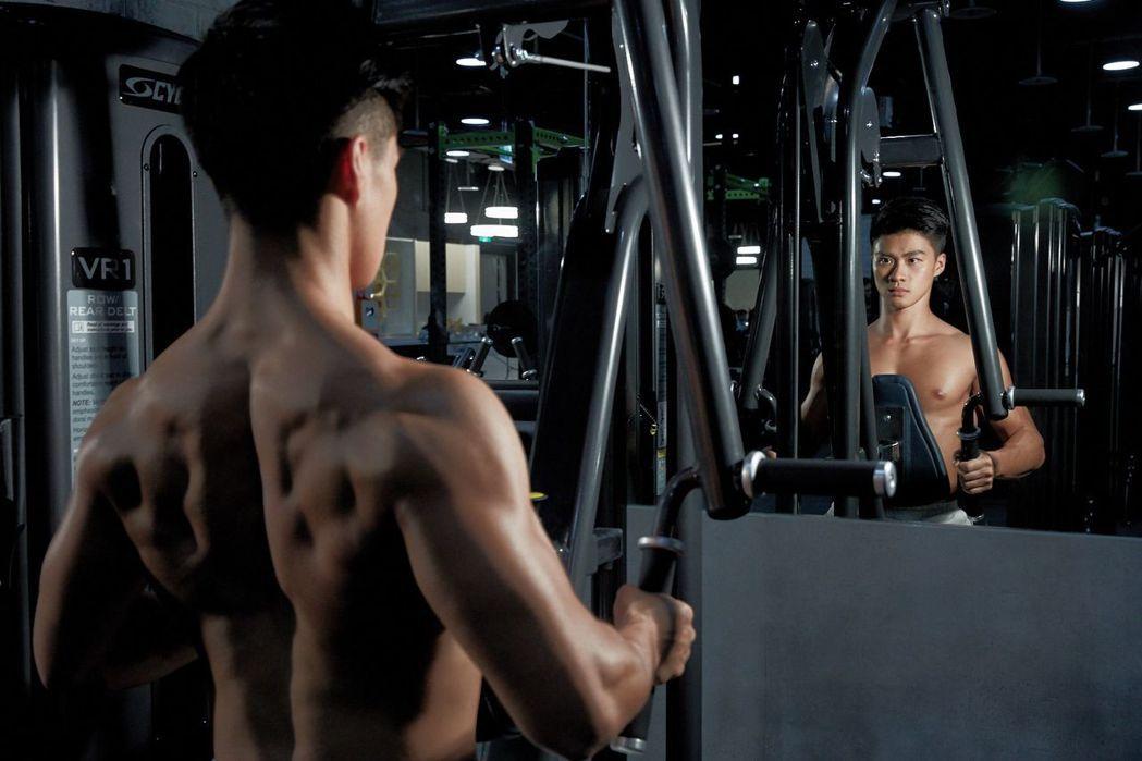 賈斯汀(Justin)教練表示,中國大陸的健身市場商機大,也樂於從台灣招募人才。...