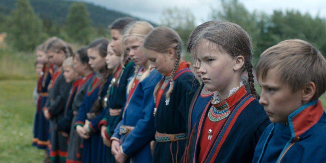 生活在北極圈內的遊牧民族薩米人,也和羅姆人有相似的處境。圖為2016年敘述瑞典薩...