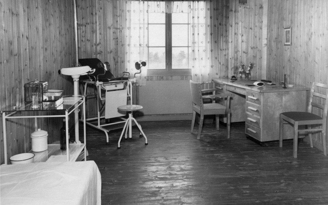 「你沒有很聰明,所以不能有小孩。」圖為納粹占領下的挪威絕育診所。 圖/維基共享
