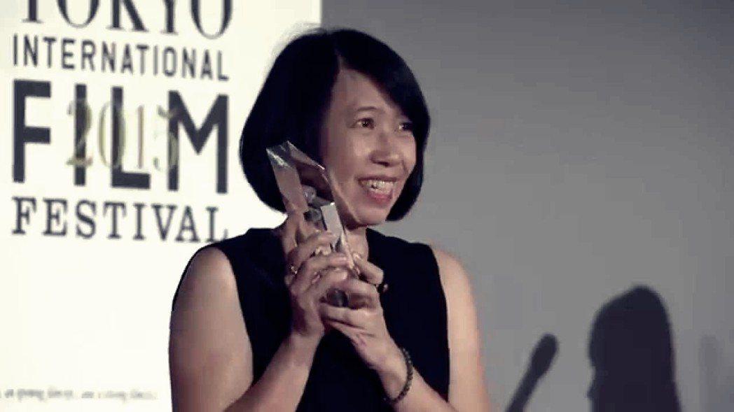 萍帕卡被稱為泰國第一女導,擅長用奇幻的故事呈現她對生命的提問。 圖/第28屆東京...