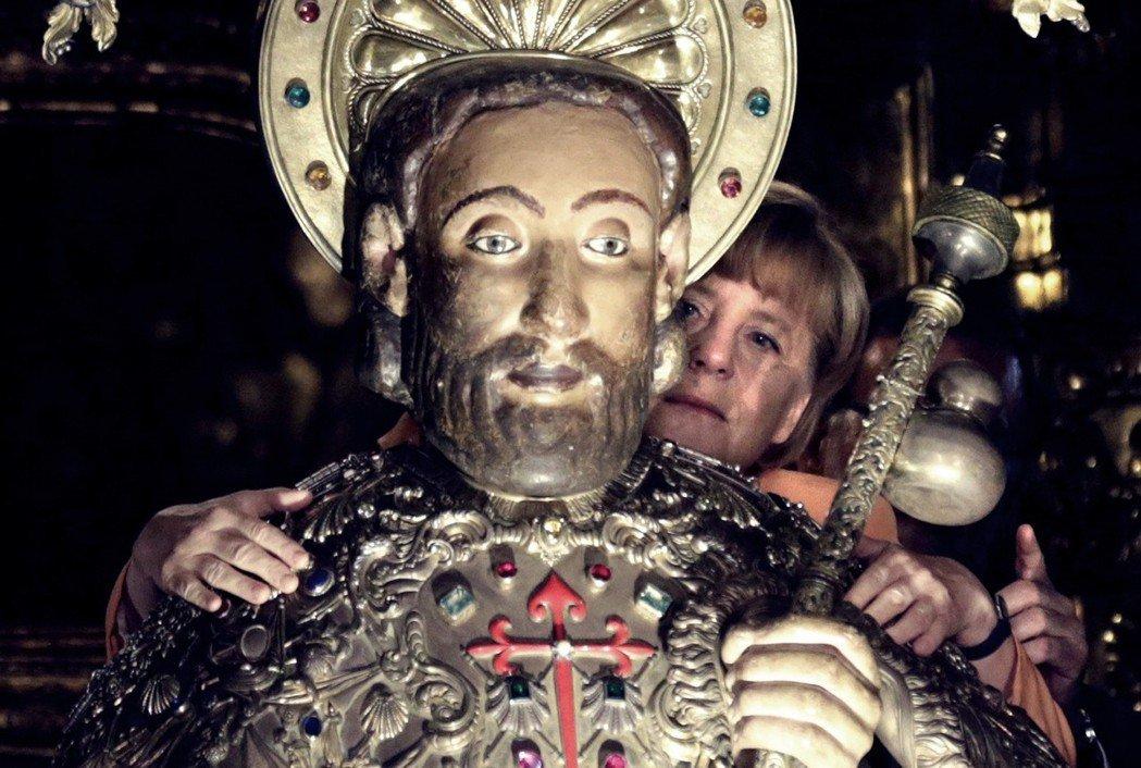 「近年來,身為傳統基督宗教國家的德國,正面臨一個慢性的宗教信仰危機...。」圖為...