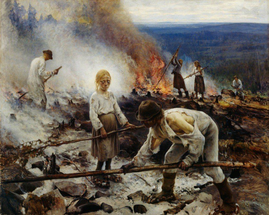 不被認為是「真.歐洲人」這點,對19世紀末風起雲湧的芬蘭民族運動而言,不愧為一大...