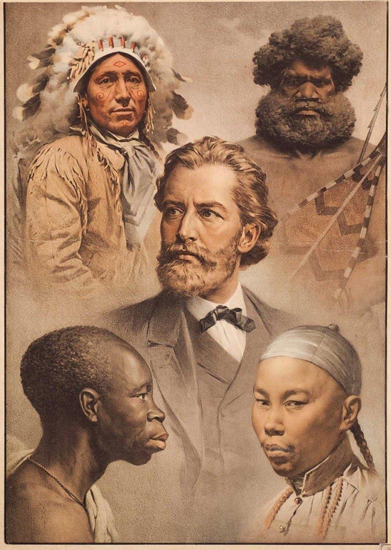 假如我們忘了種族不過只是科學家創造出來的分類法、又或是忘了種族主義是為了在殖民和...