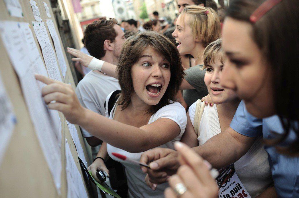 法國的大學制度讓考生什麼都可以選,學校也不照成績及能力審查,運氣比才能更加重要。...