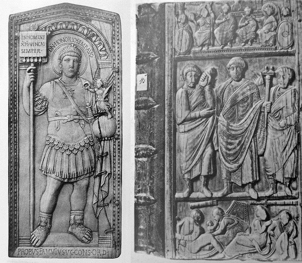 「時間如何勾勒?」古典羅馬,時間軸由一組組的執政官名字所組成。在採用西元紀年前,...