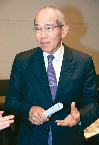 大聯大董事長黃偉祥。圖/聯合報系資料照片