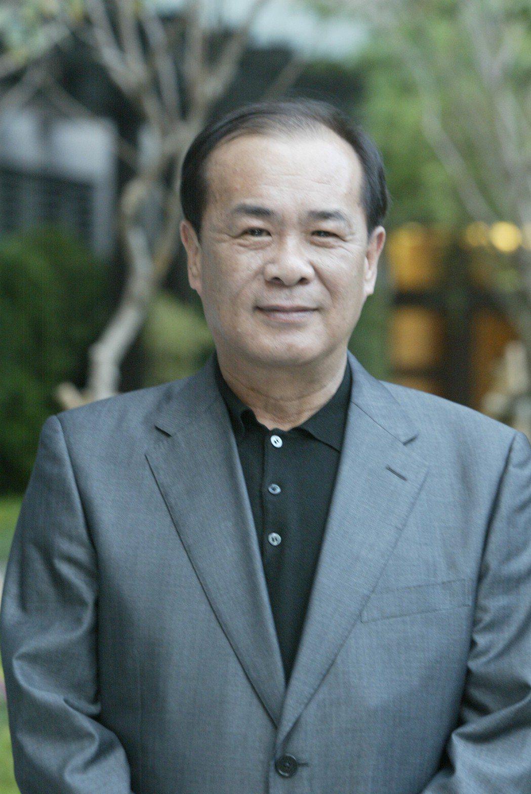隆大營建董事長陳武聰對南高雄的發展信心滿滿。 攝影/張世雅