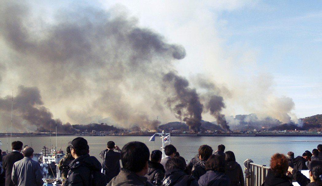 金正恩口中的「延坪島」,是南韓陸地外中,最靠近北韓的島嶼之一。該地則曾在2010...