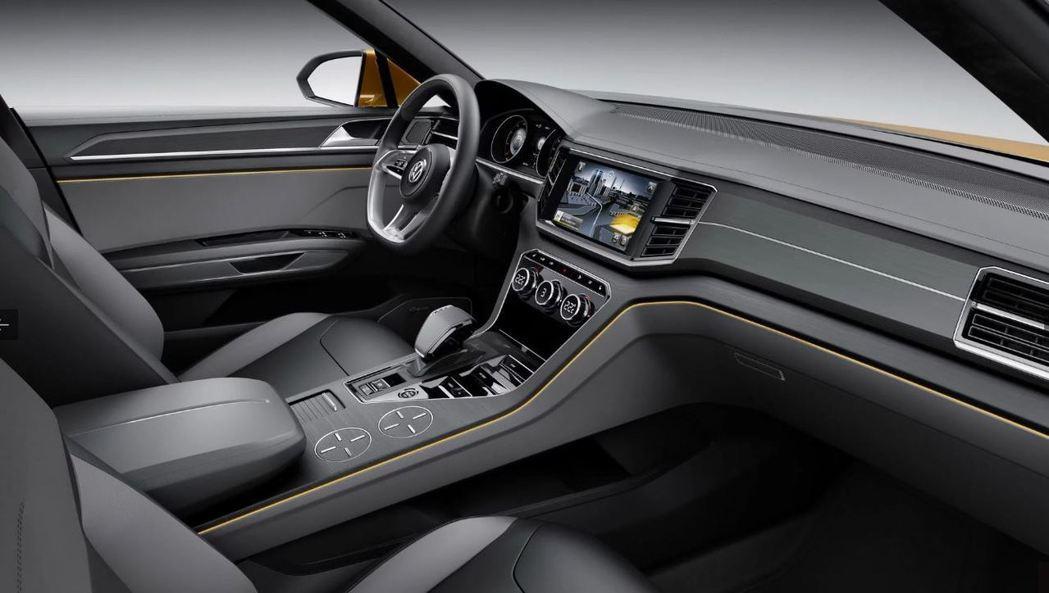 可以期待推出運動化套件裝飾內裝。 摘自Volkswagen