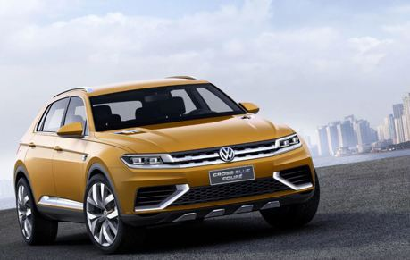SUV也逐漸跑車化Volkswagen Tiguan Coupe預估明年問世