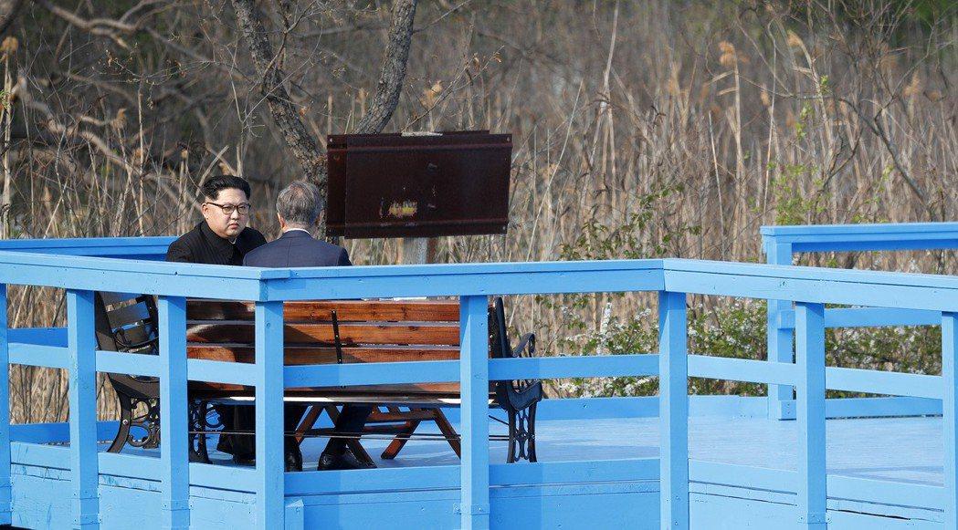 金正恩:「對美國…這不是成為問題好一段時間了嗎?下次出現的話,我會詢問他,盡可能...