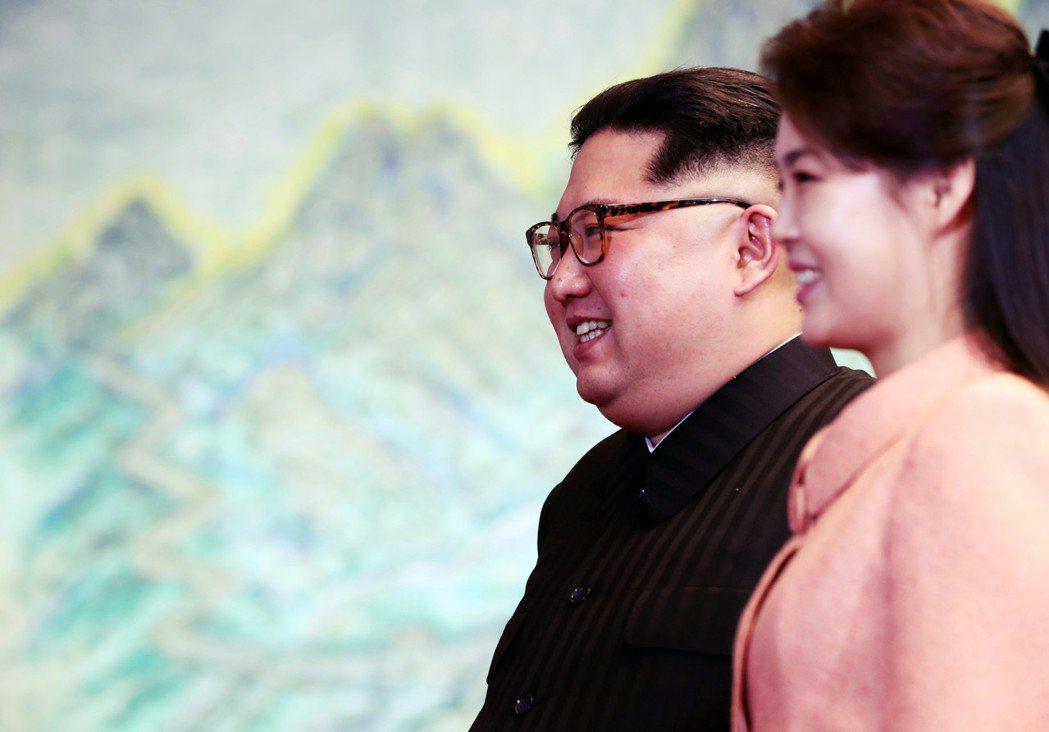 直到會談前一天,南韓青瓦台都無法確認李雪主是否會出席,「北韓第一夫人」是否登場,...