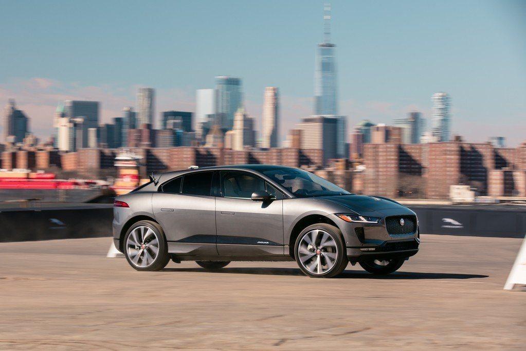 圖為Jaguar I-Pace純電休旅。 摘自Jaguar