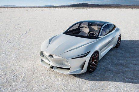 Infiniti宣布未來電動與油電車規格數據